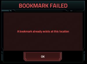 bookmark_Failed